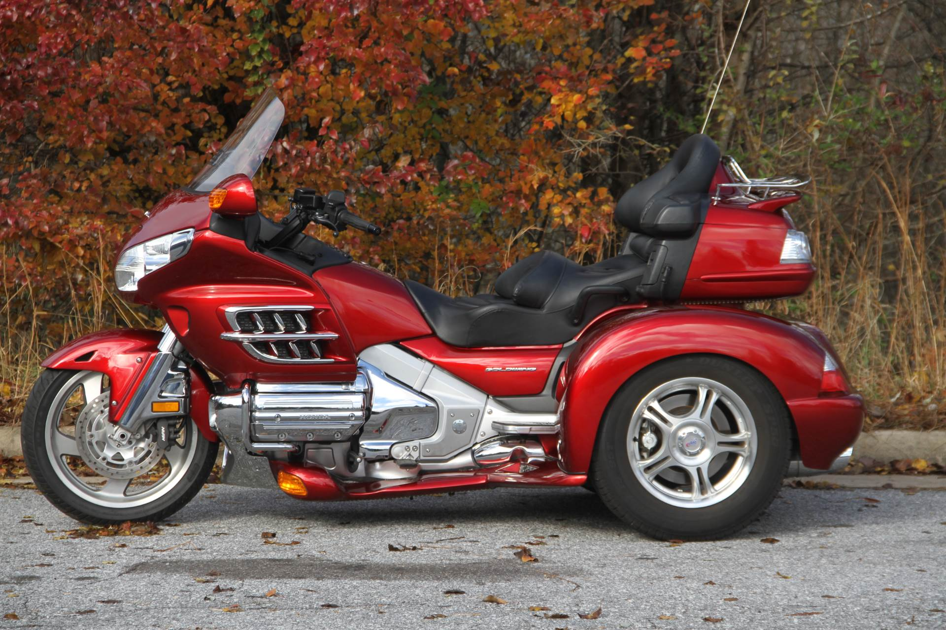 2010 Honda Gold Wing® Audio Comfort in Hendersonville, North Carolina - Photo 9
