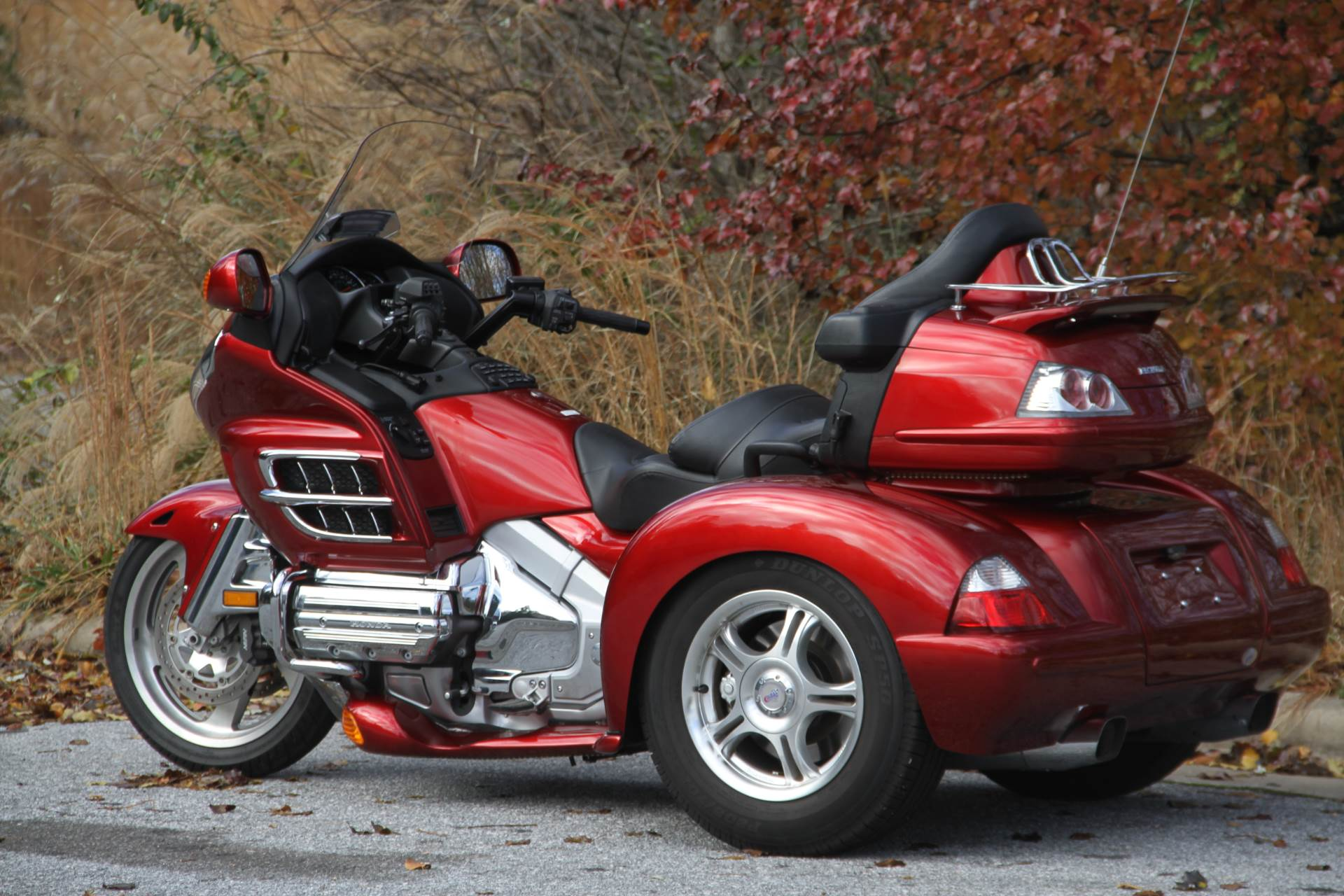 2010 Honda Gold Wing® Audio Comfort in Hendersonville, North Carolina - Photo 12