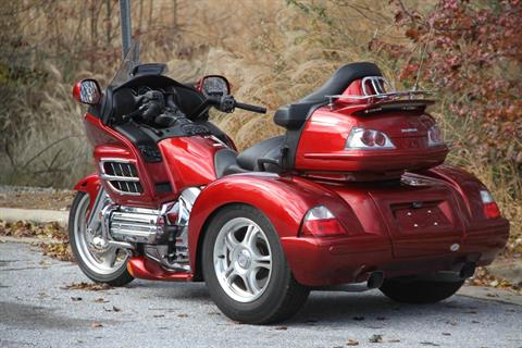 2010 Honda Gold Wing® Audio Comfort in Hendersonville, North Carolina - Photo 13