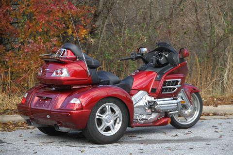 2010 Honda Gold Wing® Audio Comfort in Hendersonville, North Carolina - Photo 28