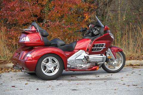 2010 Honda Gold Wing® Audio Comfort in Hendersonville, North Carolina - Photo 29