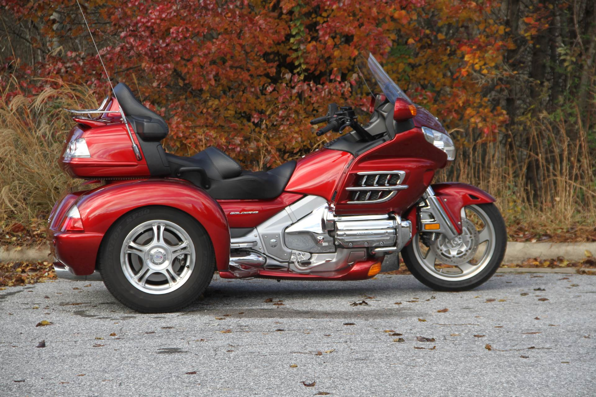 2010 Honda Gold Wing® Audio Comfort in Hendersonville, North Carolina - Photo 30