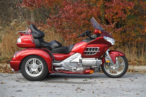 2010 Honda Gold Wing® Audio Comfort in Hendersonville, North Carolina - Photo 31