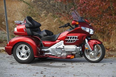 2010 Honda Gold Wing® Audio Comfort in Hendersonville, North Carolina - Photo 32