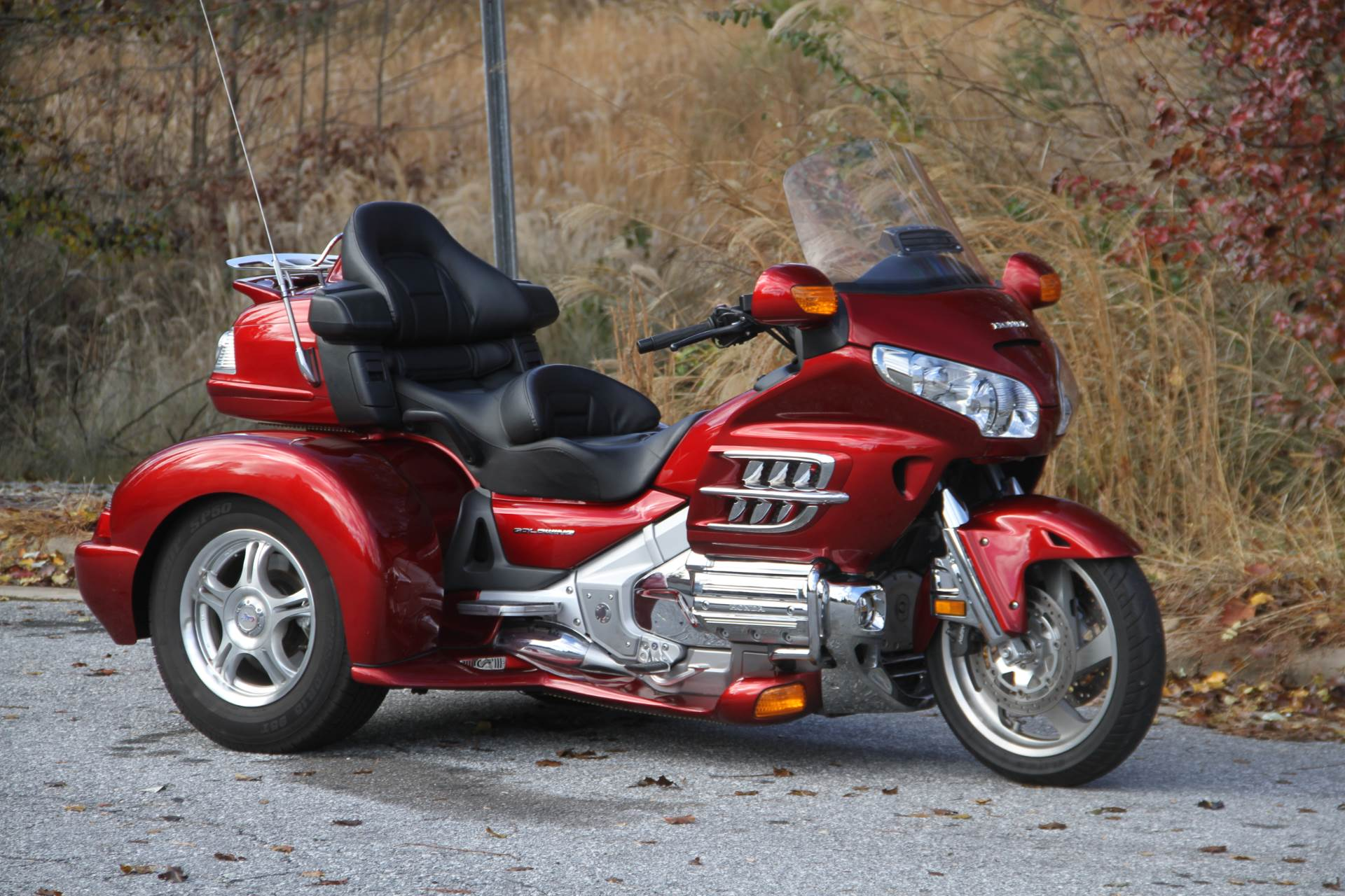 2010 Honda Gold Wing® Audio Comfort in Hendersonville, North Carolina - Photo 2