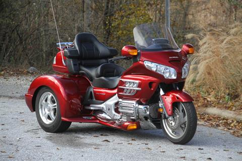 2010 Honda Gold Wing® Audio Comfort in Hendersonville, North Carolina - Photo 33