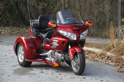 2010 Honda Gold Wing® Audio Comfort in Hendersonville, North Carolina - Photo 34