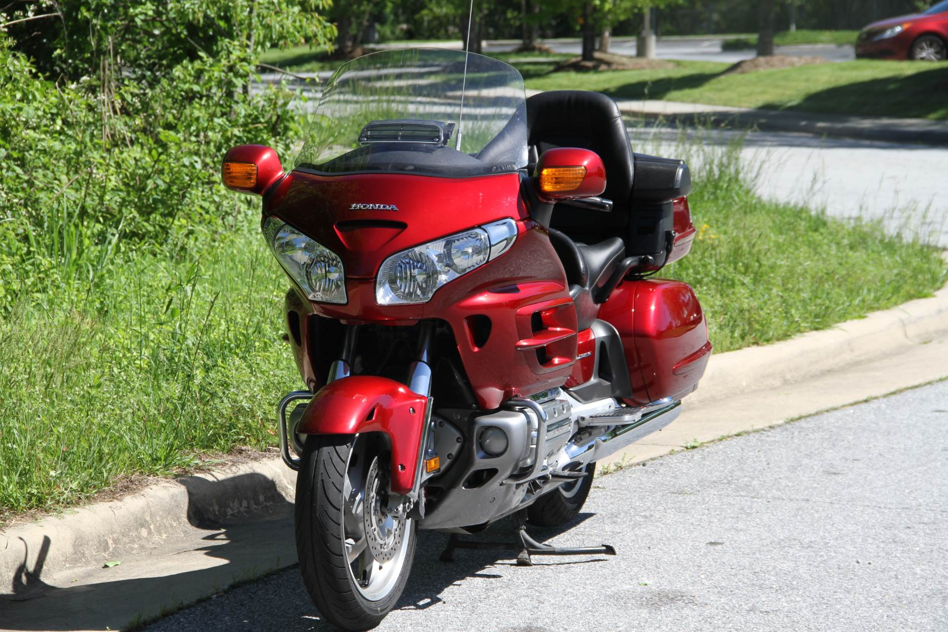 2010 Honda Gold Wing® Audio Comfort in Hendersonville, North Carolina - Photo 3