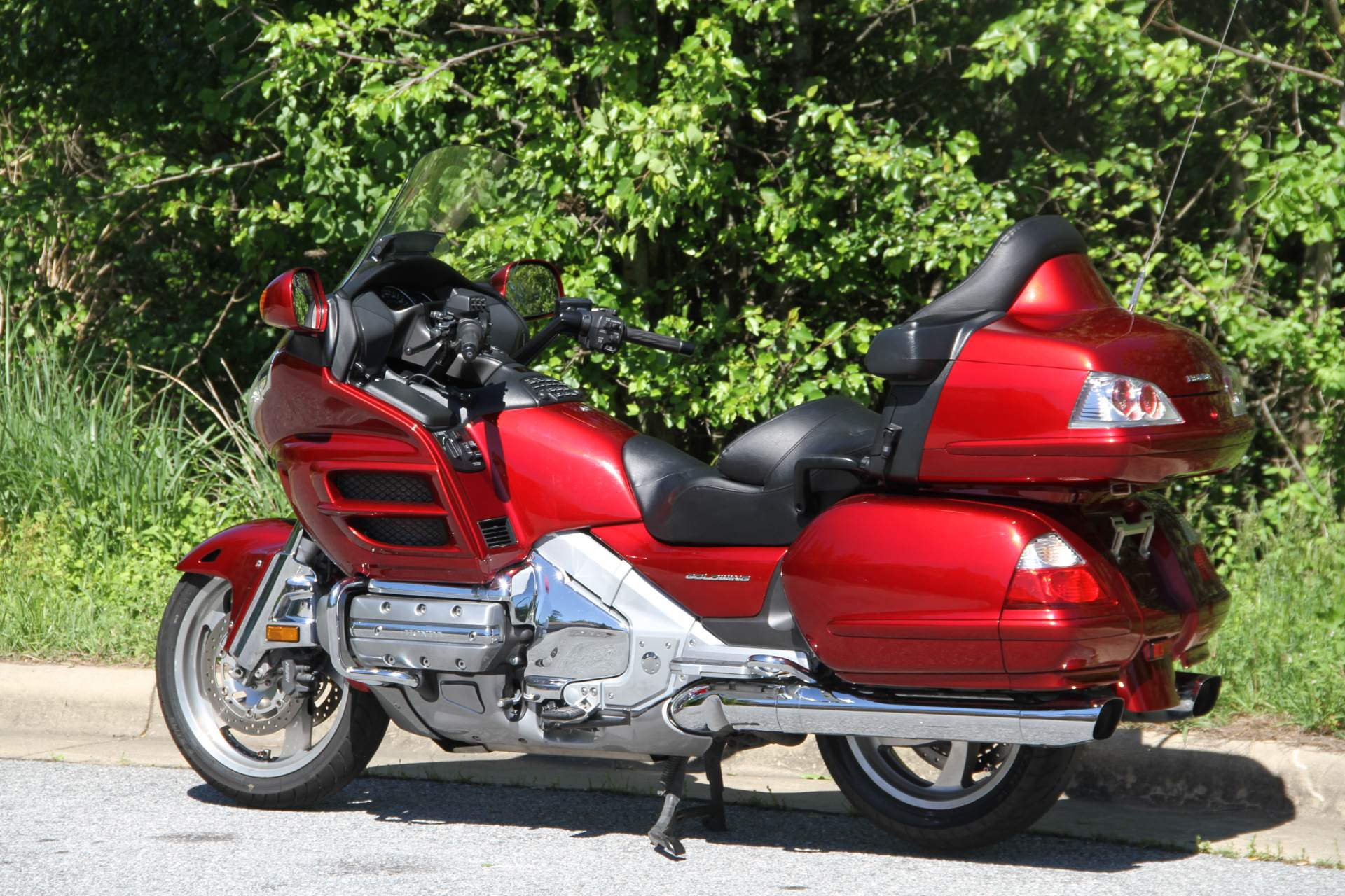 2010 Honda Gold Wing® Audio Comfort in Hendersonville, North Carolina - Photo 10