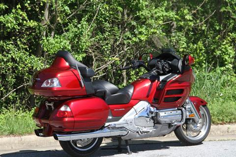 2010 Honda Gold Wing® Audio Comfort in Hendersonville, North Carolina - Photo 18