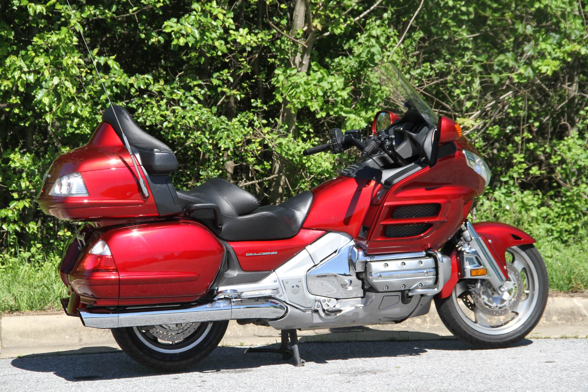 2010 Honda Gold Wing® Audio Comfort in Hendersonville, North Carolina - Photo 20