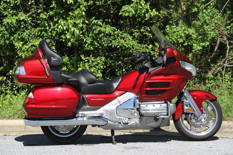 2010 Honda Gold Wing® Audio Comfort in Hendersonville, North Carolina - Photo 21