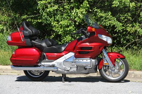 2010 Honda Gold Wing® Audio Comfort in Hendersonville, North Carolina - Photo 23
