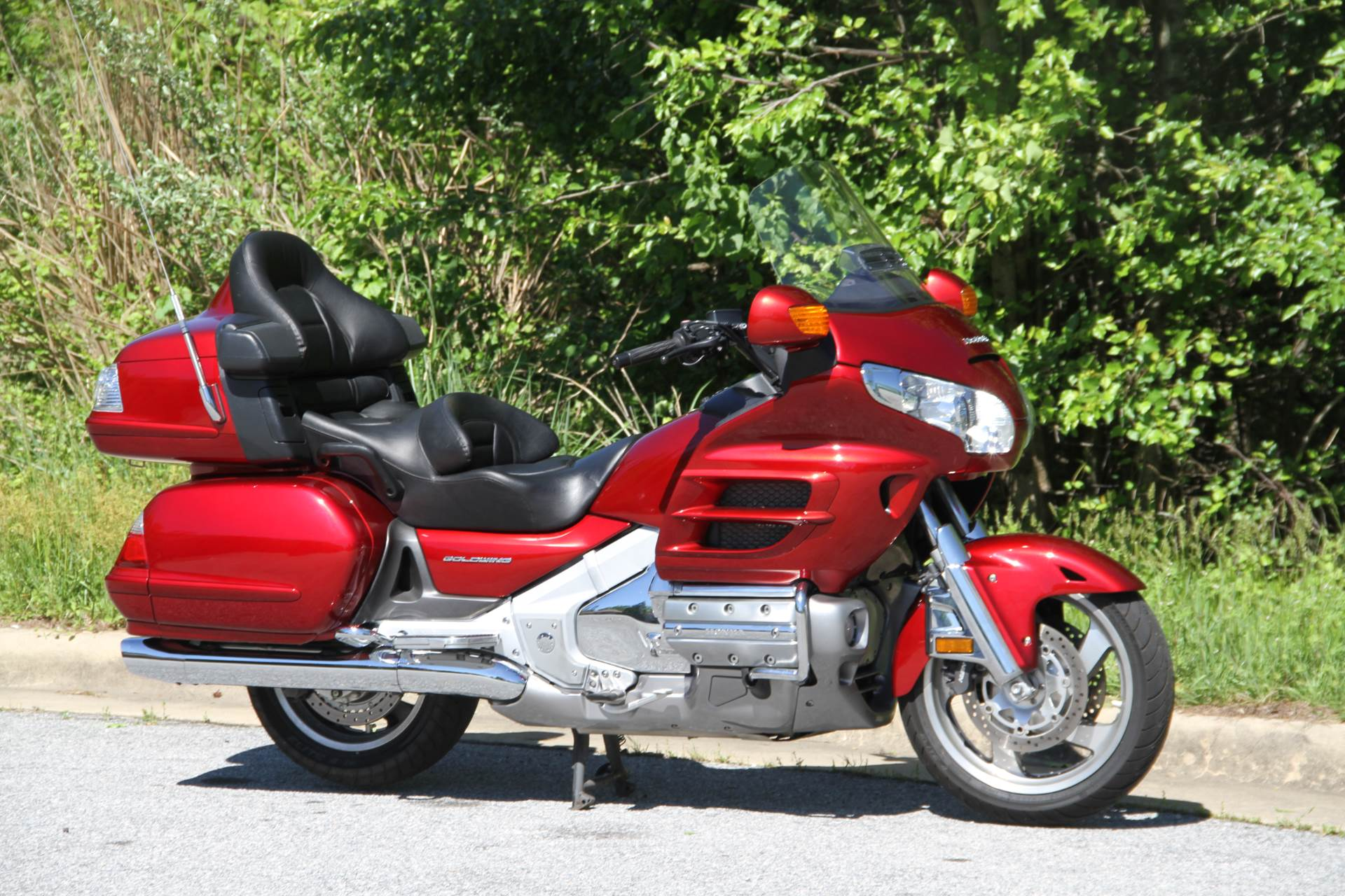 2010 Honda Gold Wing® Audio Comfort in Hendersonville, North Carolina - Photo 1