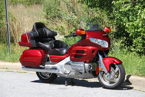 2010 Honda Gold Wing® Audio Comfort in Hendersonville, North Carolina - Photo 24