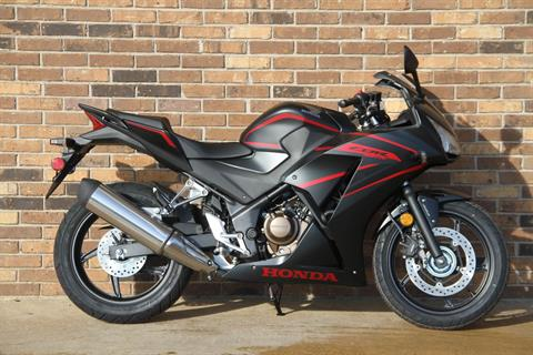 2019 Honda CBR300R ABS in Hendersonville, North Carolina - Photo 1