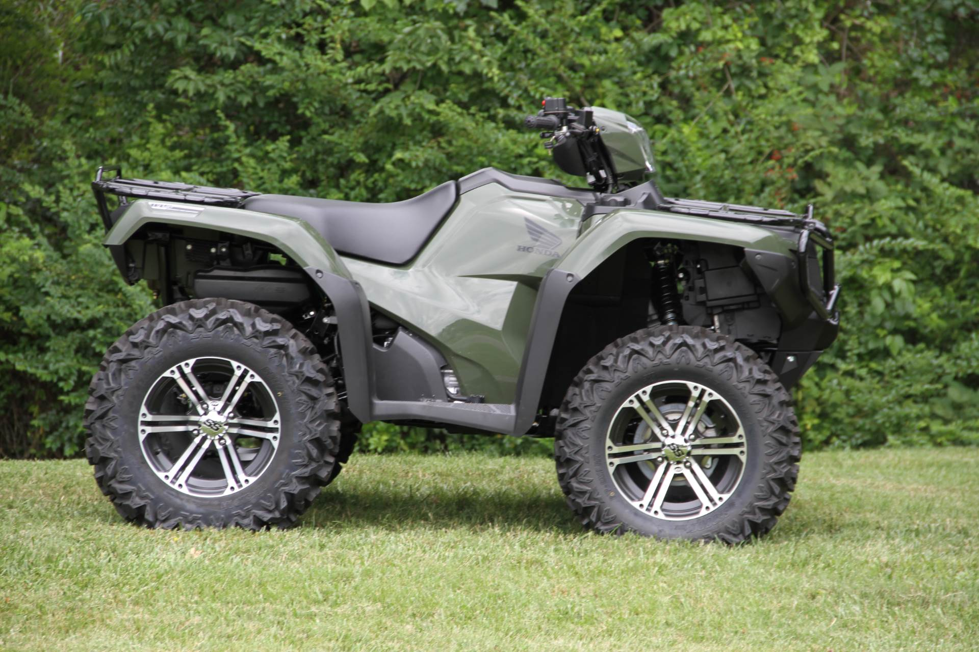 2017 Honda FourTrax Foreman Rubicon 4x4 DCT EPS in Hendersonville, North Carolina