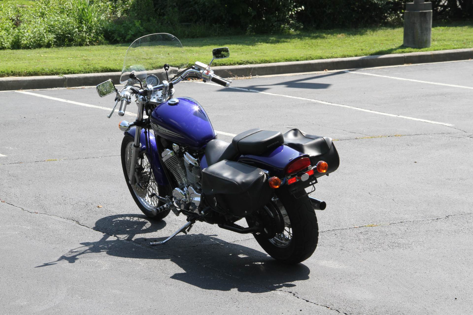 2003 Honda Shadow VLX Deluxe in Hendersonville, North Carolina