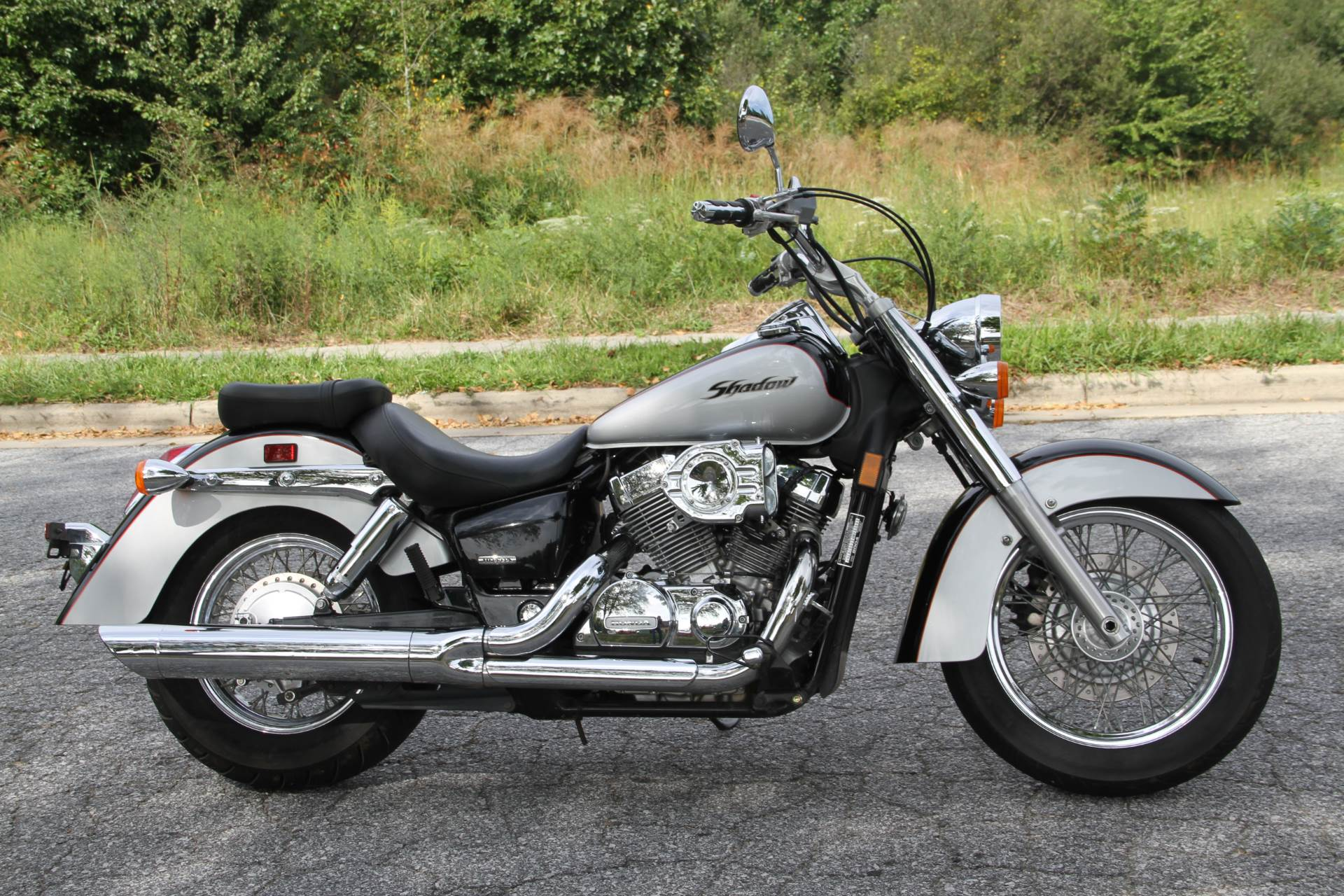 2004 Honda Shadow Aero in Hendersonville, North Carolina - Photo 8