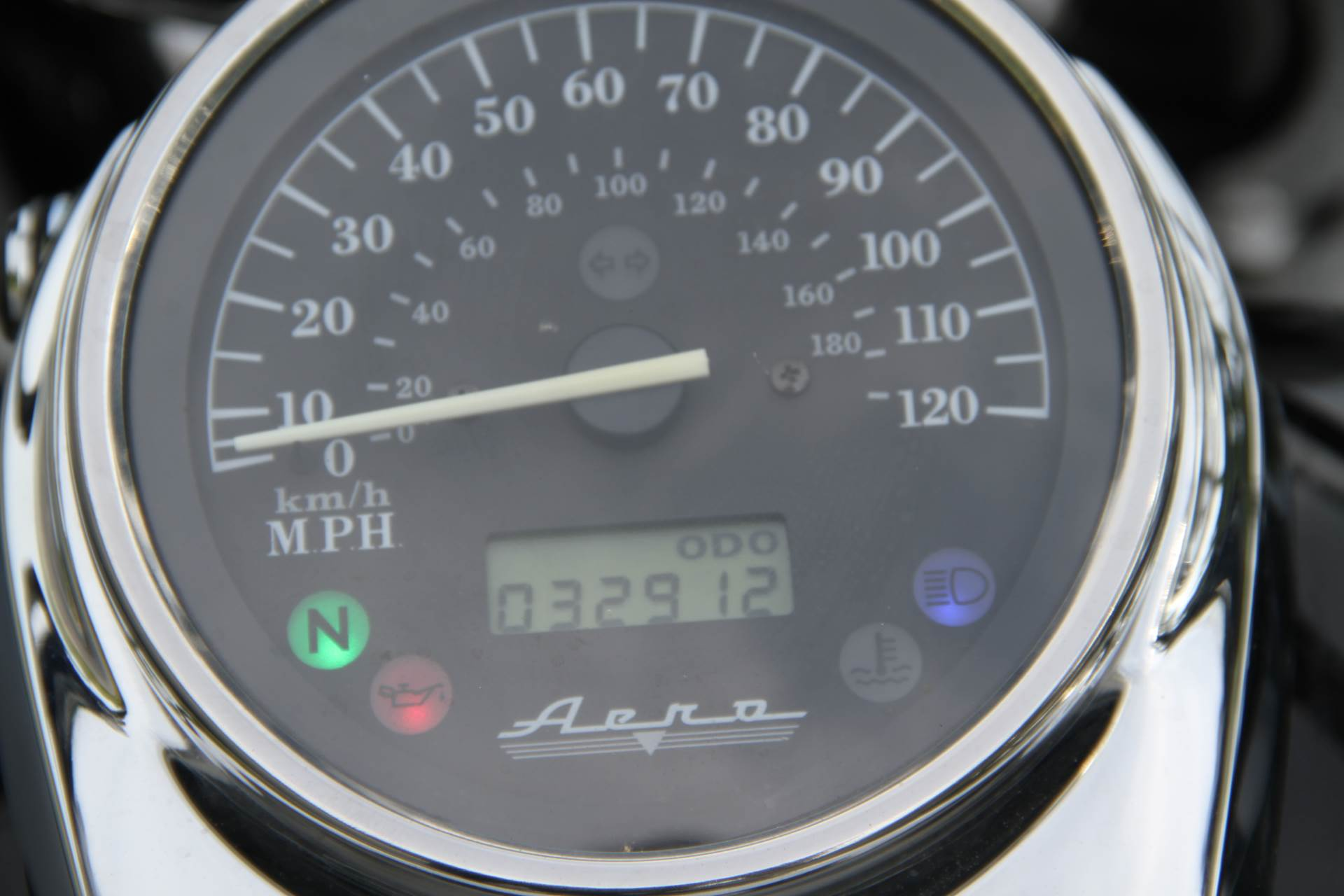 2004 Honda Shadow Aero in Hendersonville, North Carolina - Photo 19