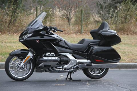 2018 Honda Gold Wing Tour Automatic DCT in Hendersonville, North Carolina - Photo 1