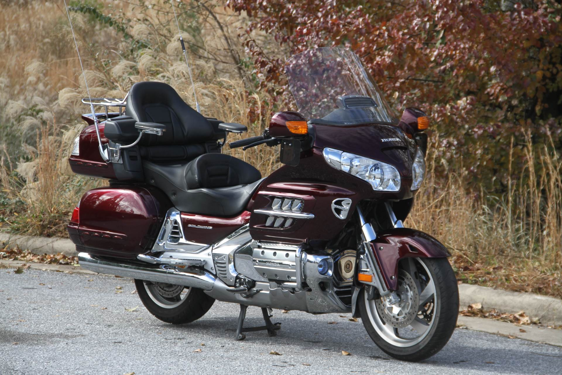2006 Honda Gold Wing® Audio / Comfort in Hendersonville, North Carolina - Photo 5