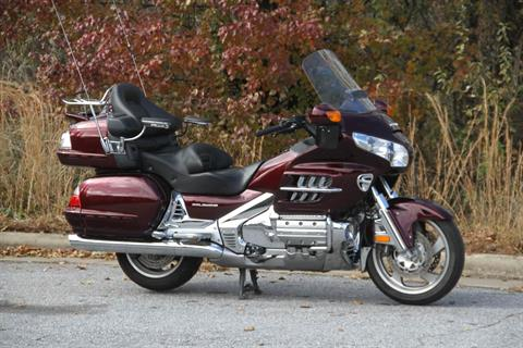 2006 Honda Gold Wing® Audio / Comfort in Hendersonville, North Carolina - Photo 7
