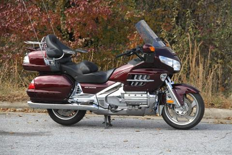 2006 Honda Gold Wing® Audio / Comfort in Hendersonville, North Carolina - Photo 9