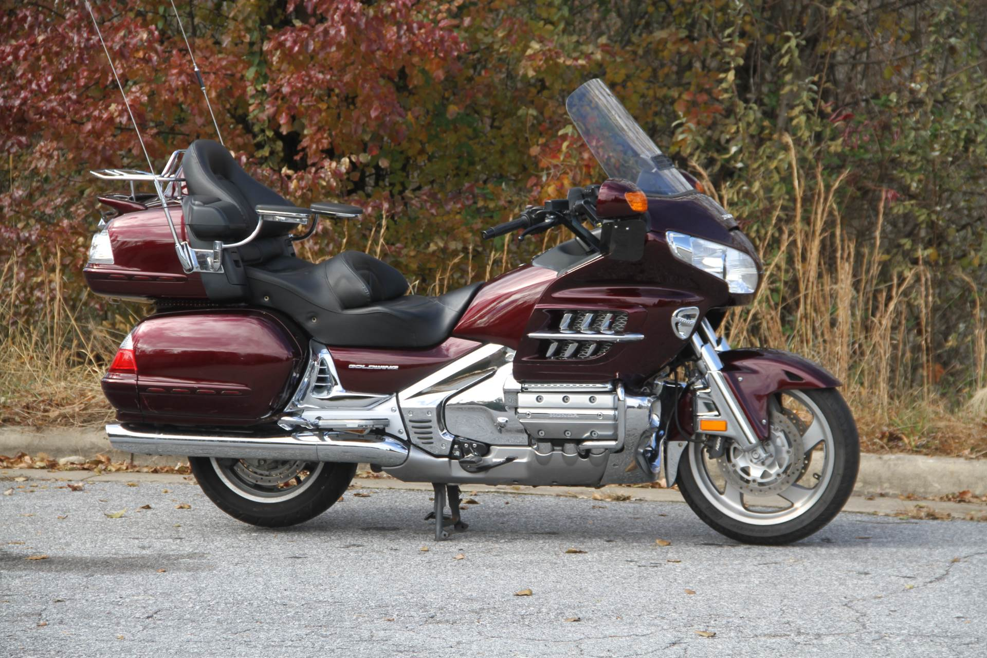 2006 Honda Gold Wing® Audio / Comfort in Hendersonville, North Carolina - Photo 2