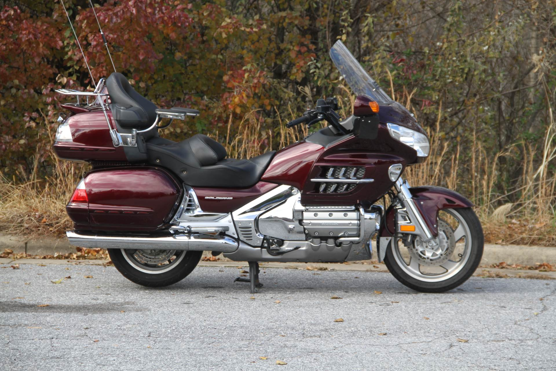 2006 Honda Gold Wing® Audio / Comfort in Hendersonville, North Carolina - Photo 10