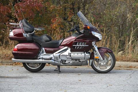 2006 Honda Gold Wing® Audio / Comfort in Hendersonville, North Carolina - Photo 11