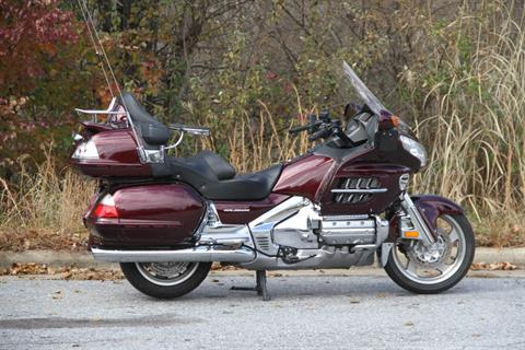 2006 Honda Gold Wing® Audio / Comfort in Hendersonville, North Carolina - Photo 12