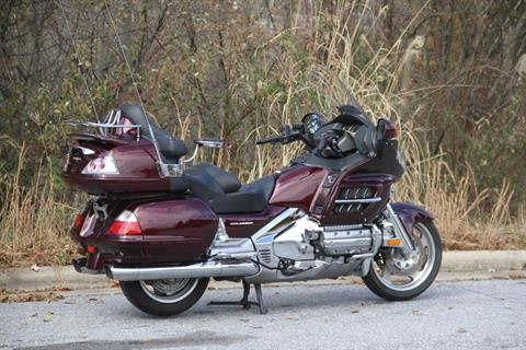2006 Honda Gold Wing® Audio / Comfort in Hendersonville, North Carolina - Photo 13