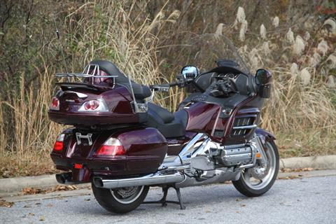 2006 Honda Gold Wing® Audio / Comfort in Hendersonville, North Carolina - Photo 14