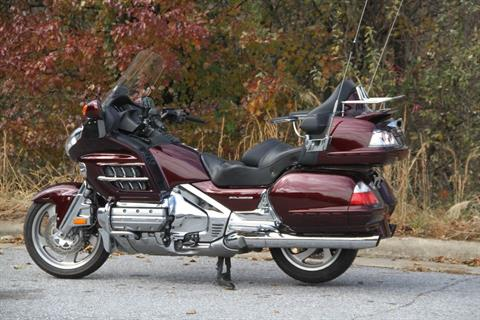 2006 Honda Gold Wing® Audio / Comfort in Hendersonville, North Carolina - Photo 22