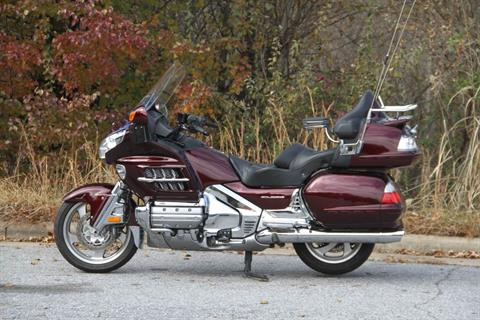 2006 Honda Gold Wing® Audio / Comfort in Hendersonville, North Carolina - Photo 23