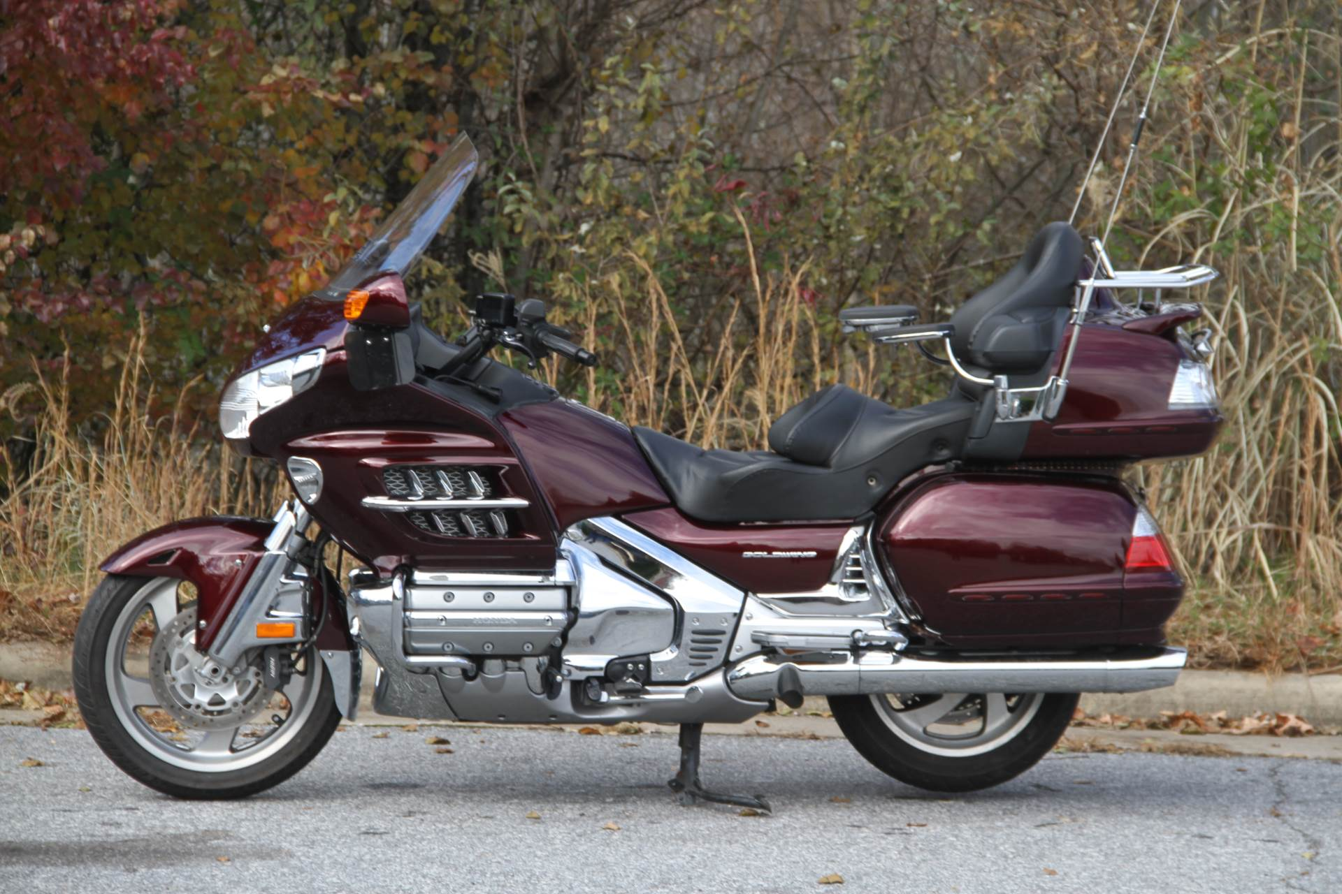 2006 Honda Gold Wing® Audio / Comfort in Hendersonville, North Carolina - Photo 24