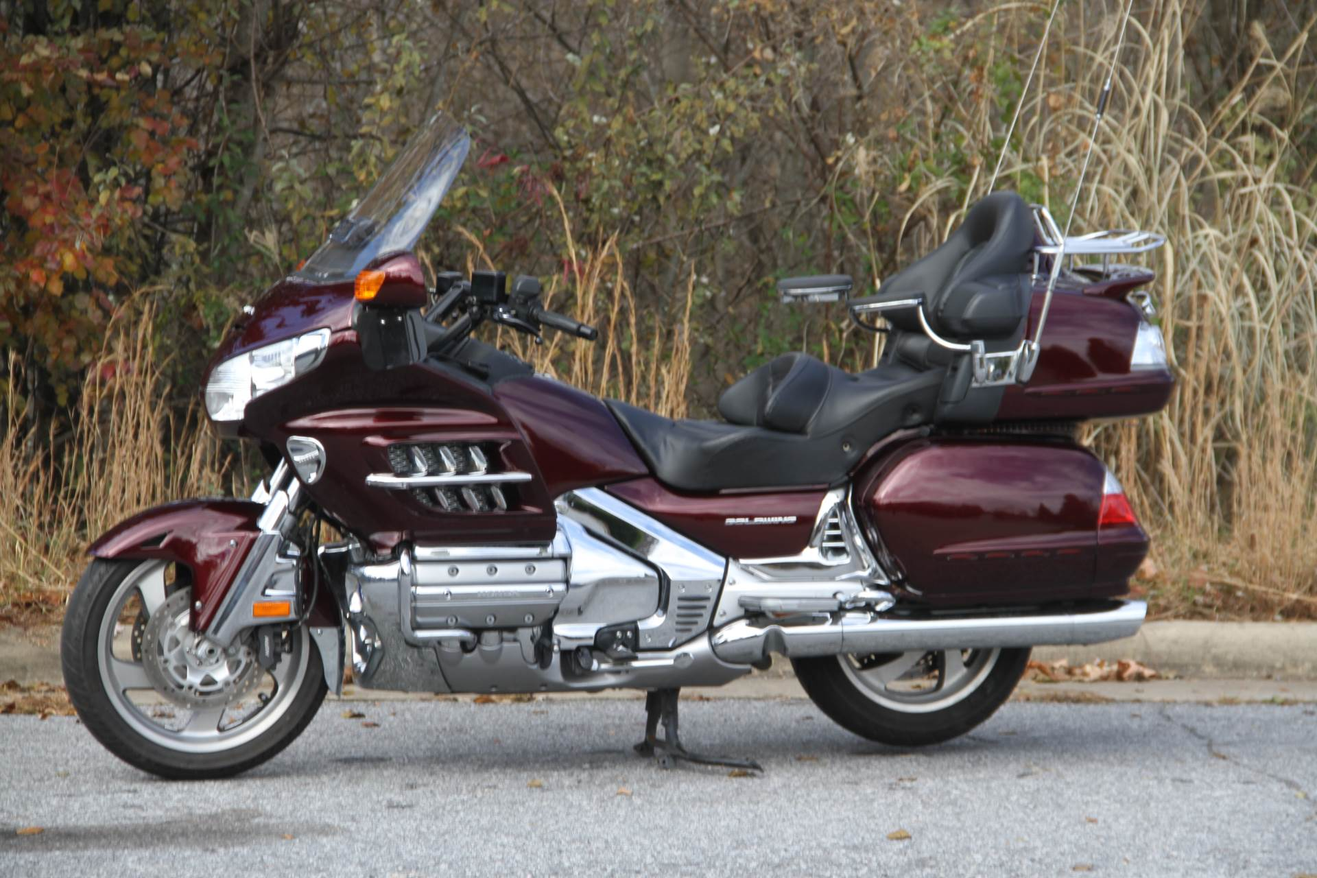 2006 Honda Gold Wing® Audio / Comfort in Hendersonville, North Carolina - Photo 26