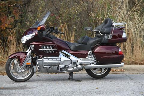 2006 Honda Gold Wing® Audio / Comfort in Hendersonville, North Carolina - Photo 1