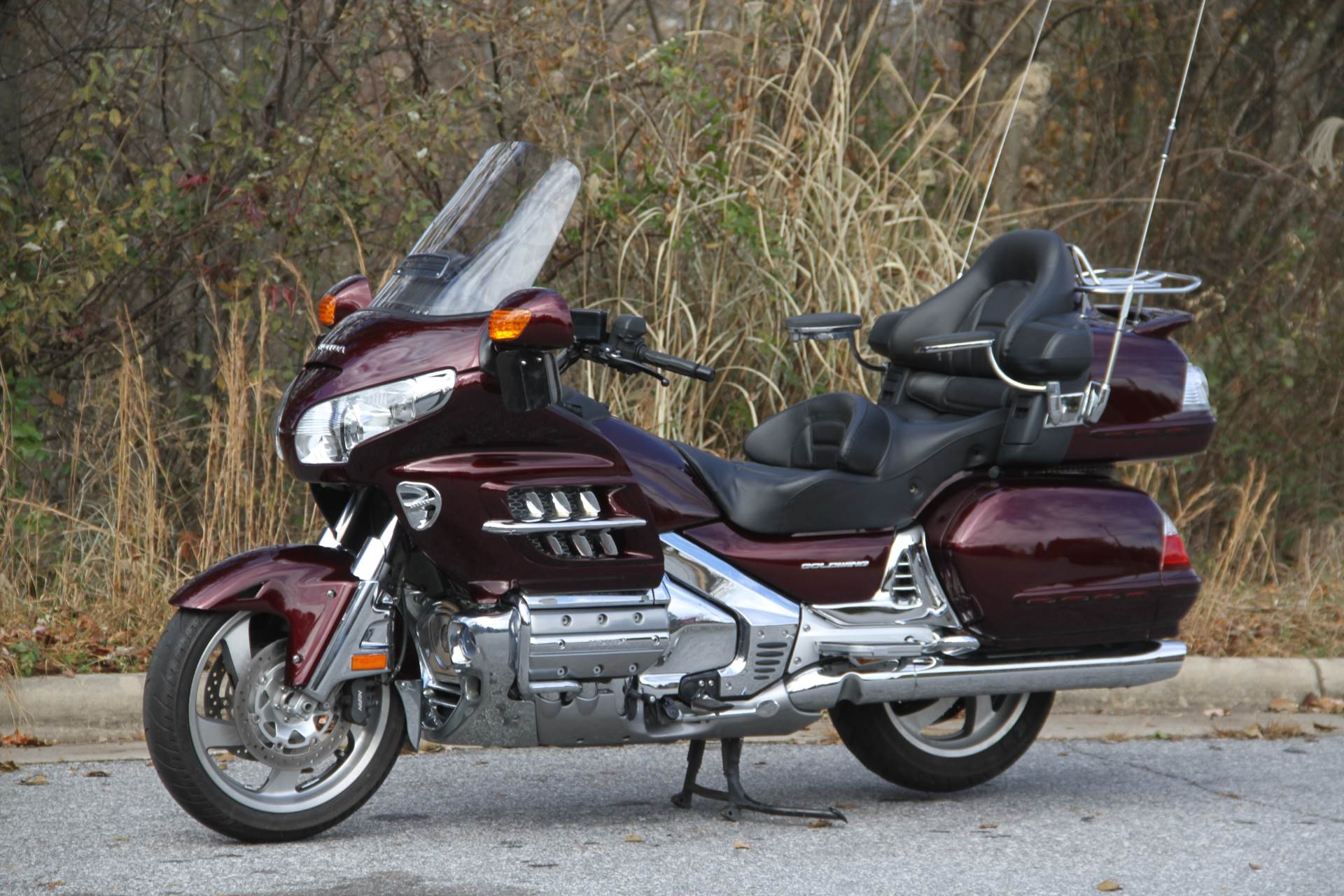 2006 Honda Gold Wing® Audio / Comfort in Hendersonville, North Carolina - Photo 27