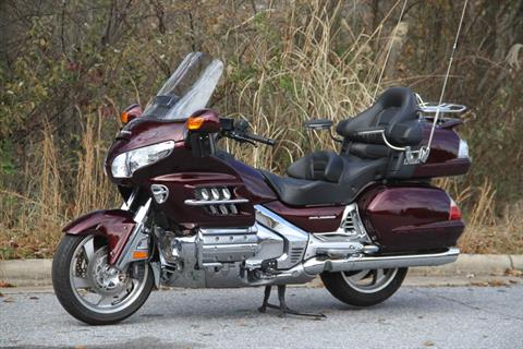 2006 Honda Gold Wing® Audio / Comfort in Hendersonville, North Carolina - Photo 28