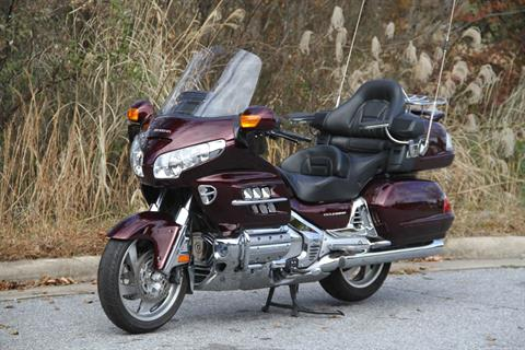 2006 Honda Gold Wing® Audio / Comfort in Hendersonville, North Carolina - Photo 29