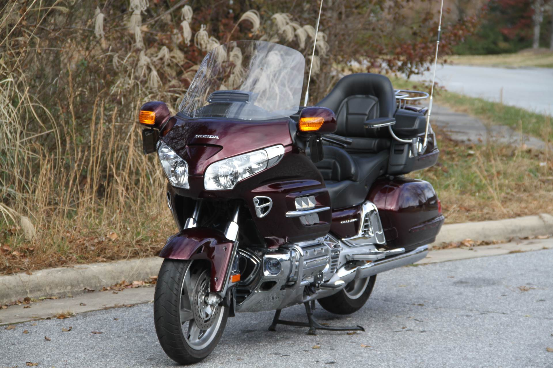2006 Honda Gold Wing® Audio / Comfort in Hendersonville, North Carolina - Photo 31