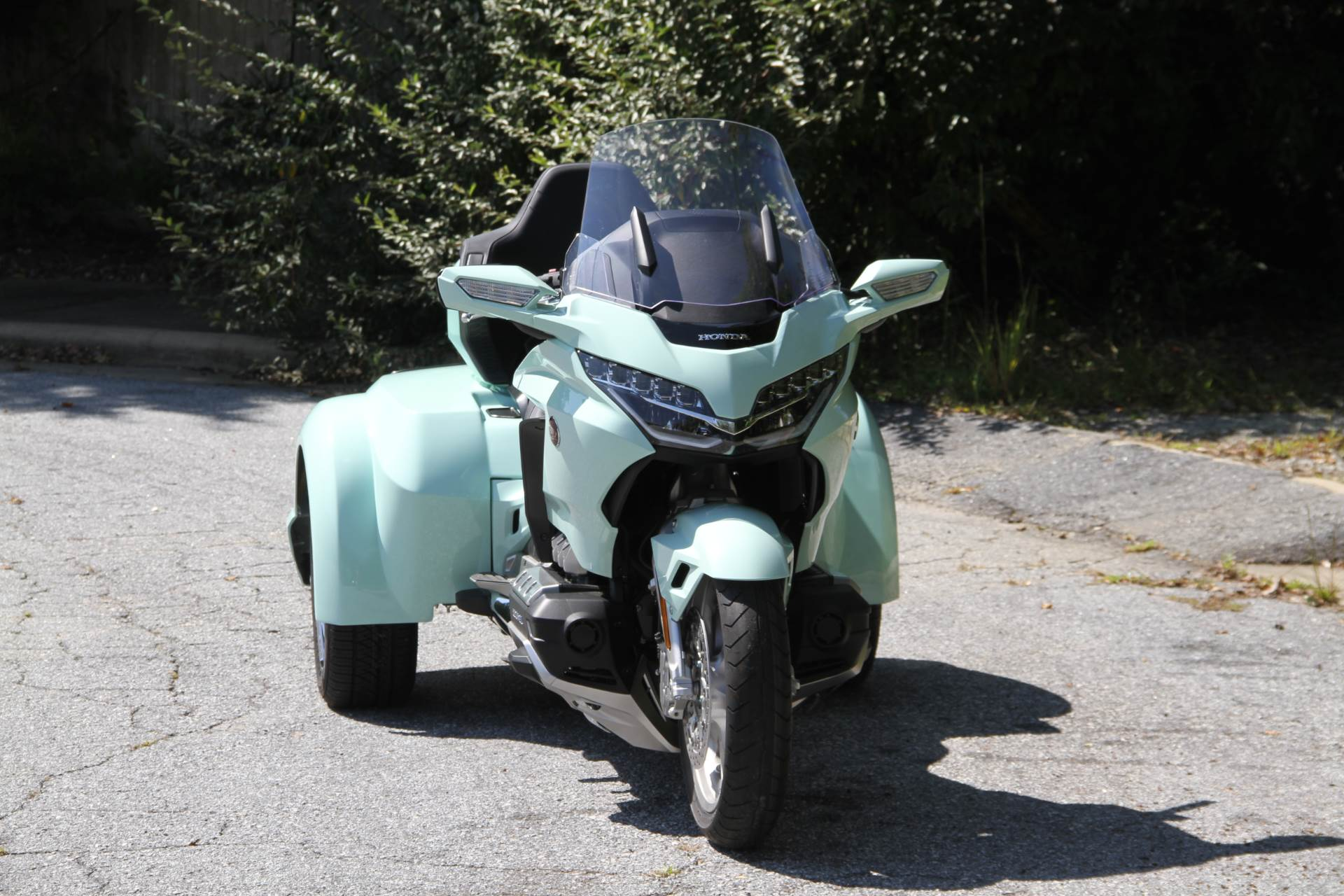 2019 Honda Gold Wing Tour Automatic DCT in Hendersonville, North Carolina - Photo 4