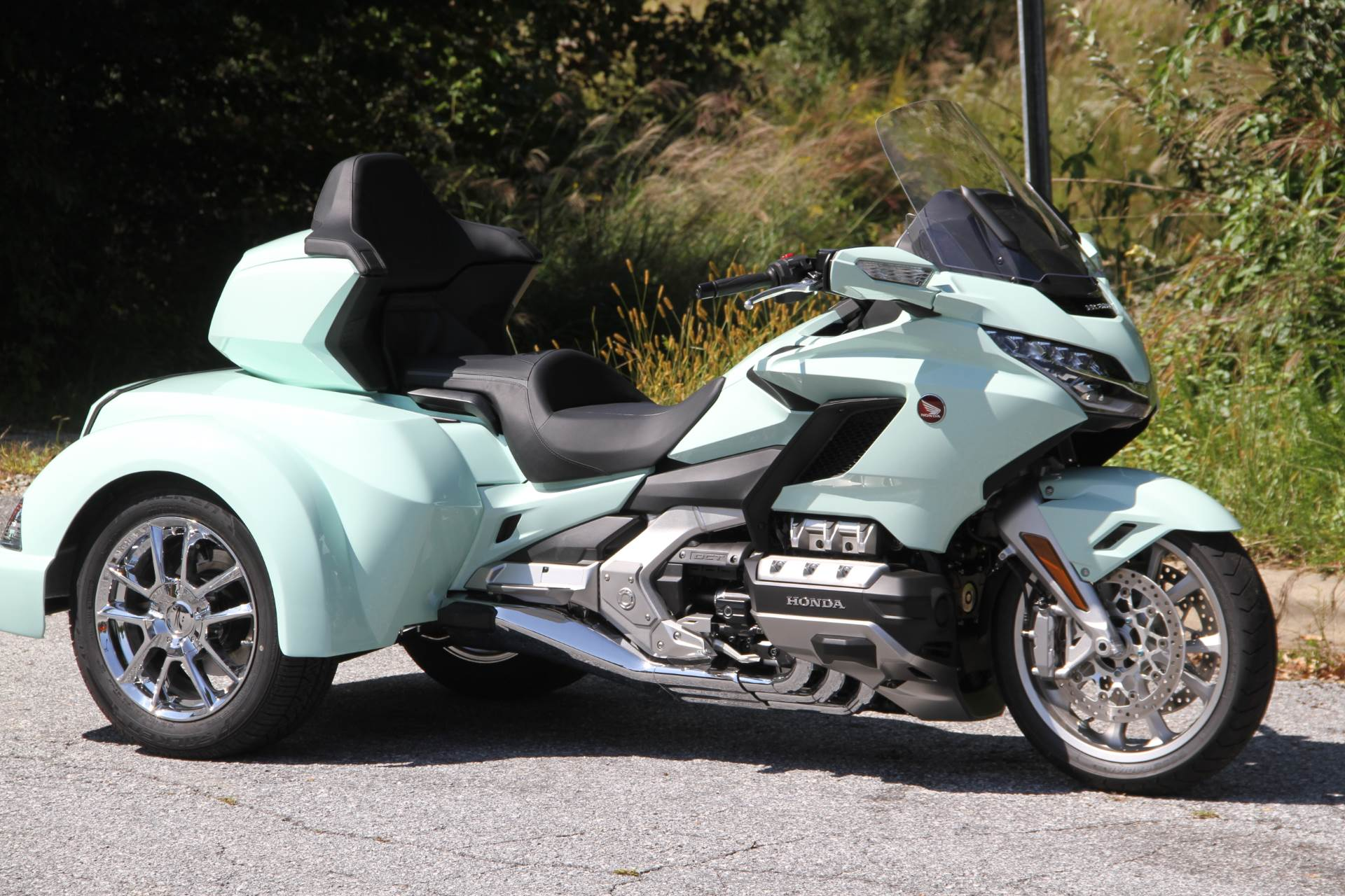 2019 Honda Gold Wing Tour Automatic DCT in Hendersonville, North Carolina - Photo 6