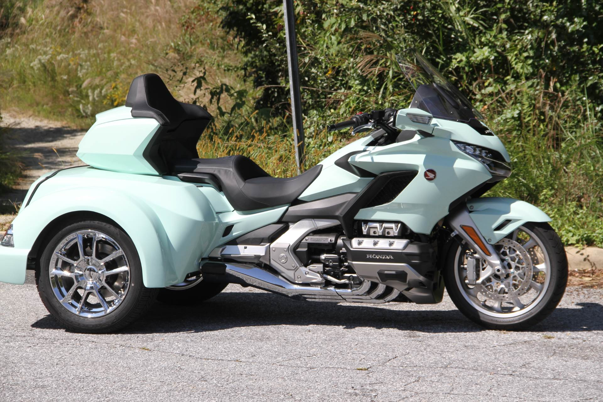 2019 Honda Gold Wing Tour Automatic DCT in Hendersonville, North Carolina - Photo 1