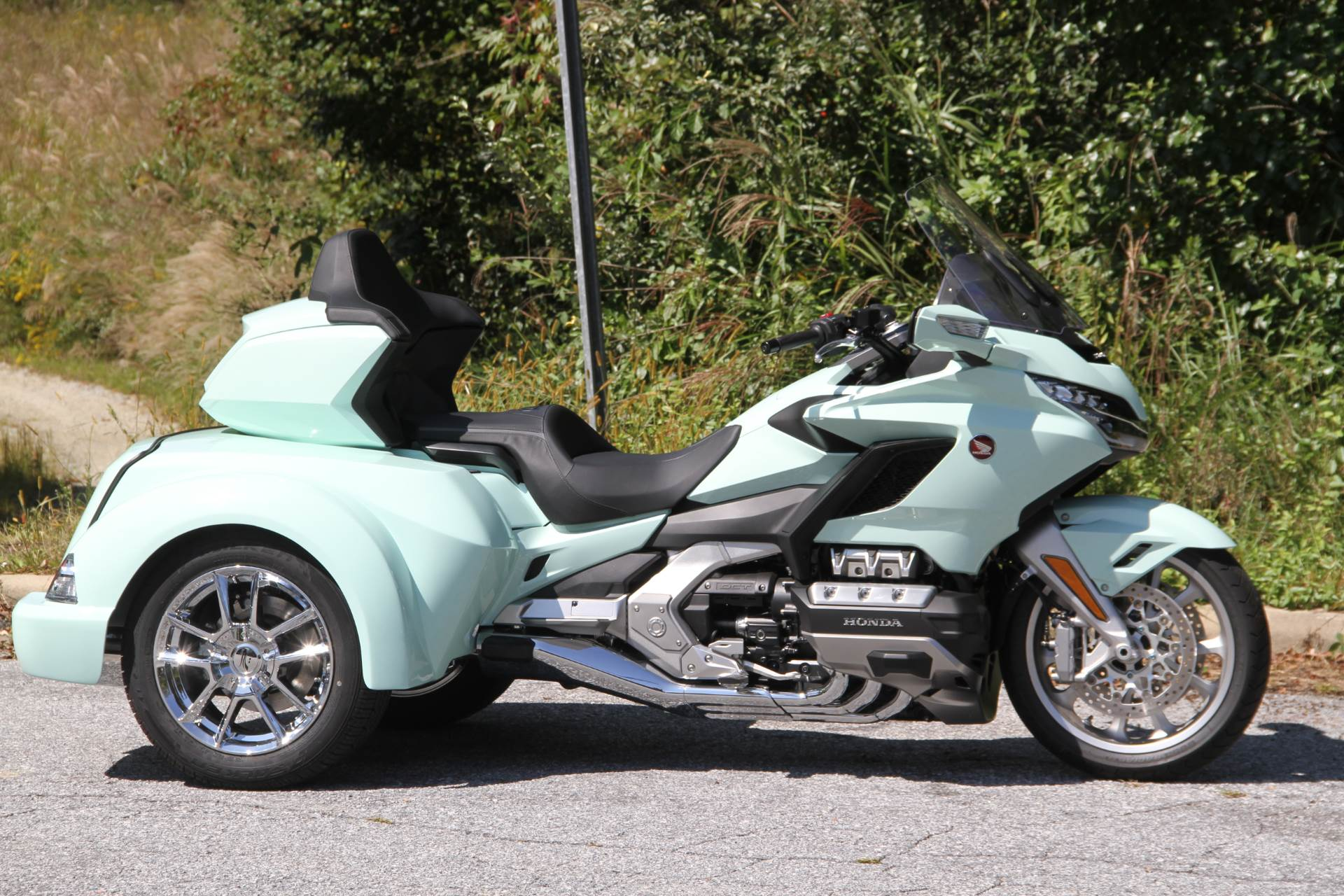 2019 Honda Gold Wing Tour Automatic DCT in Hendersonville, North Carolina - Photo 7