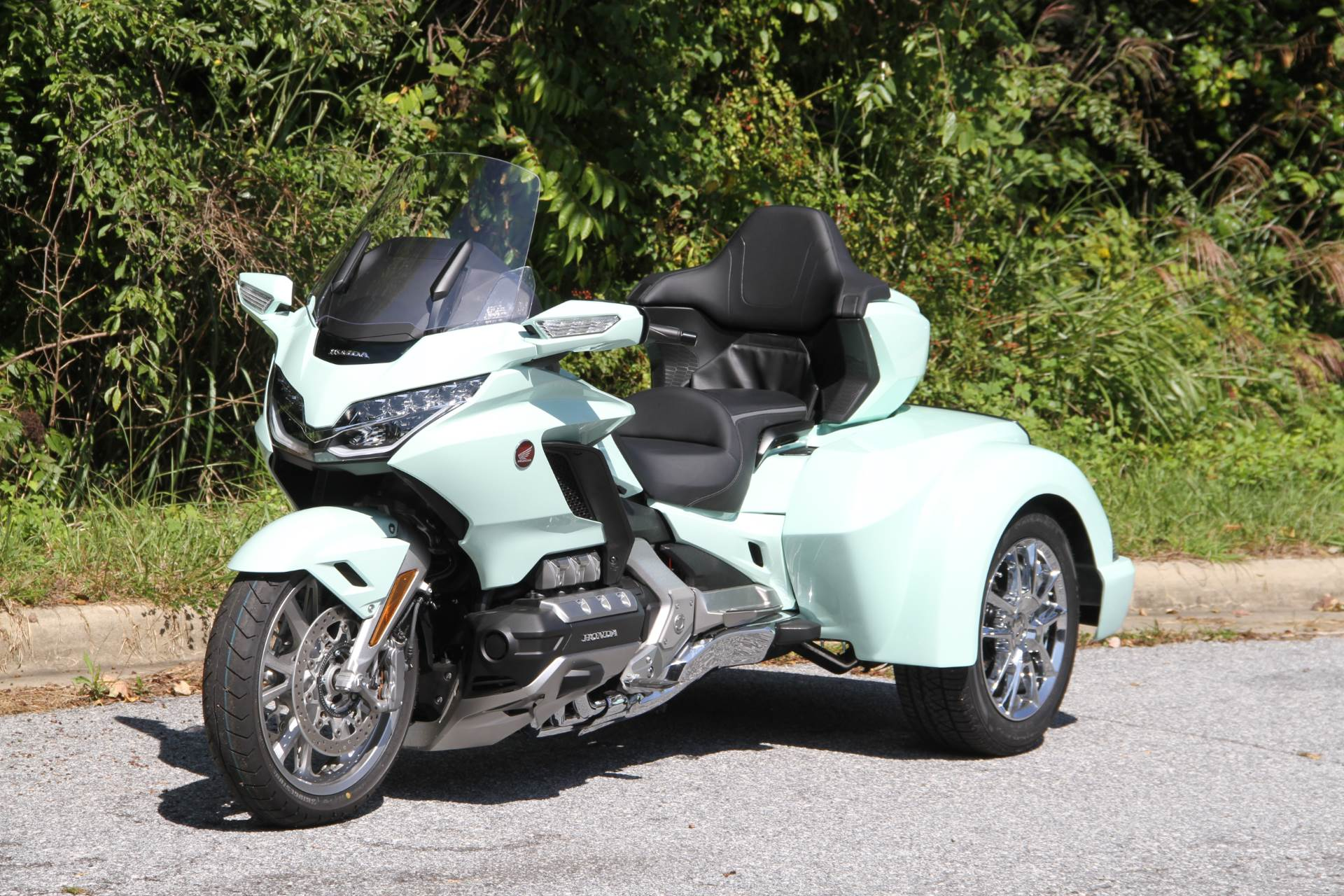 2019 Honda Gold Wing Tour Automatic DCT in Hendersonville, North Carolina - Photo 22