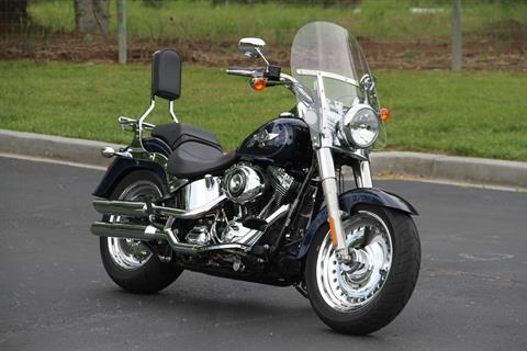 2013 Harley-Davidson Softail® Fat Boy® in Hendersonville, North Carolina