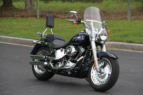 2013 Harley-Davidson Softail® Fat Boy® in Hendersonville, North Carolina - Photo 3